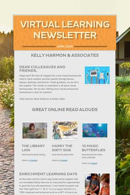 Virtual Learning Newsletter