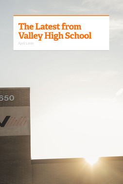 The Latest from Valley High School