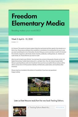 Freedom Elementary Media