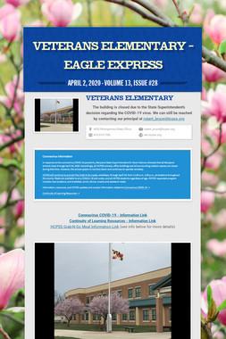 Veterans Elementary - Eagle Express