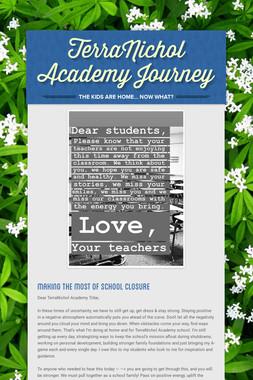 TerraNichol Academy Journey
