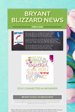 Bryant Blizzard News