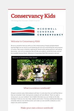 Conservancy Kids