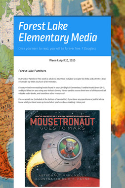 Forest Lake Elementary Media