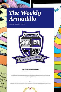 The Weekly Armadillo