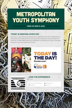 Metropolitan Youth Symphony