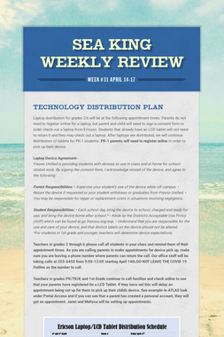 Sea King Weekly Review