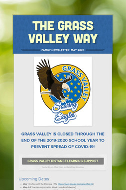 The Grass Valley Way