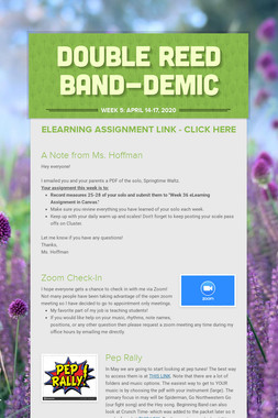 Double Reed Band-Demic