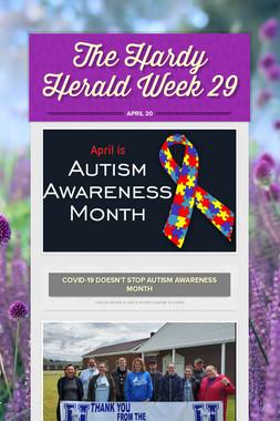 The Hardy Herald Week 29