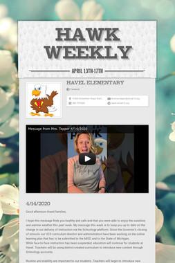 Hawk Weekly