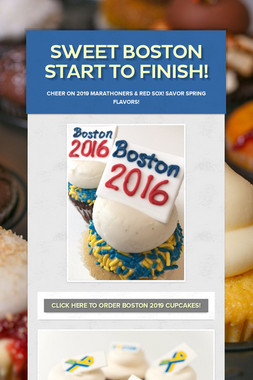 SWEET BOSTON START TO FINISH!