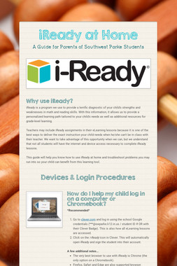 iReady at Home