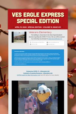 VES Eagle Express Special Edition