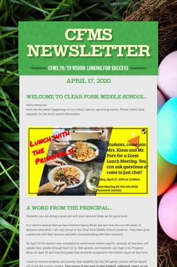 CFMS  Newsletter