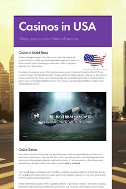 Casinos in USA