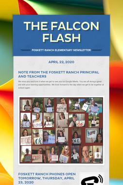 The Falcon Flash