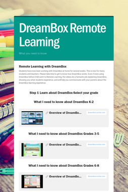 DreamBox Remote Learning