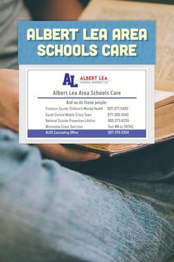 Albert Lea Area Schools Care