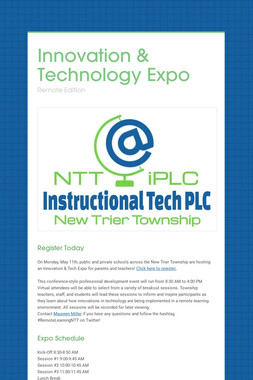 Innovation & Technology Expo