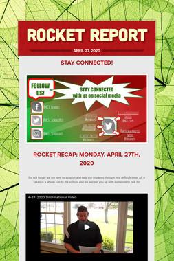 Rocket Report