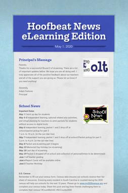 Hoofbeat News eLearning Edition
