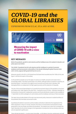 COVID-19 and the GLOBAL LIBRARIES
