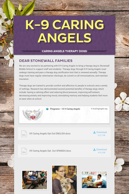 K-9 Caring Angels