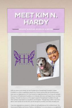 Meet Kim N. Hardy