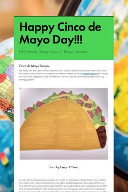 Happy Cinco  de Mayo Day!!!
