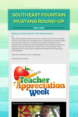 Southeast Fountain Mustang Round-Up