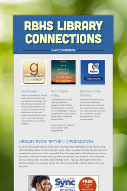 RBHS Library Connections