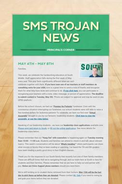 SMS Trojan News