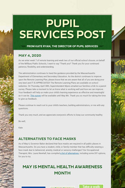 Pupil Services Post