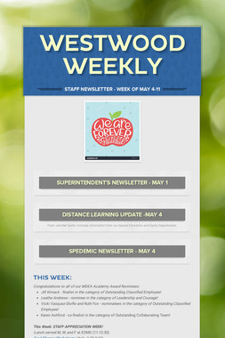 Westwood Weekly