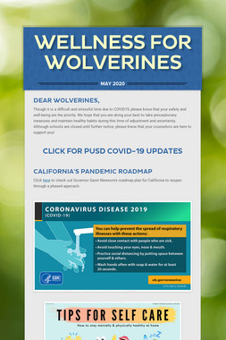 Wellness for Wolverines