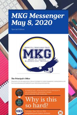 MKG Messenger May 8, 2020