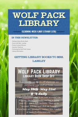 Wolf Pack Library