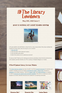 📚The Library Lowdown