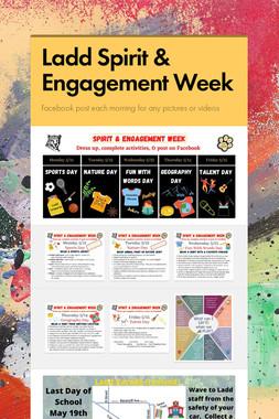 Ladd Spirit & Engagement Week