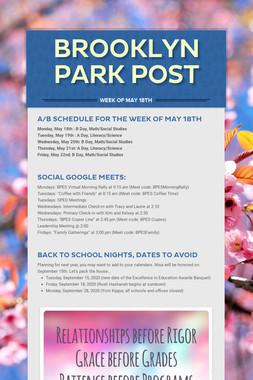 Brooklyn Park Post