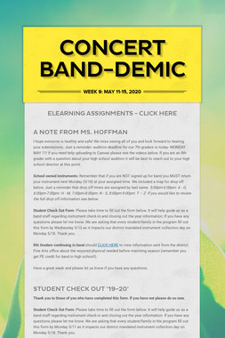 Concert Band-Demic