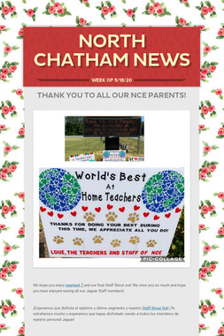 North Chatham News