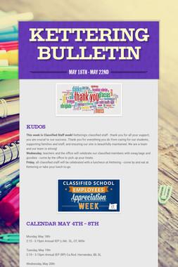 Kettering Bulletin