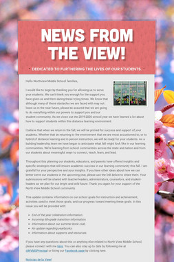 News from the View!