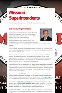 Missouri Superintendents