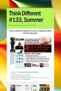 Think Different #133, Summer