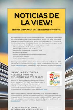 Noticias de la View!