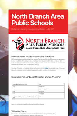 North Branch Area Public Schools