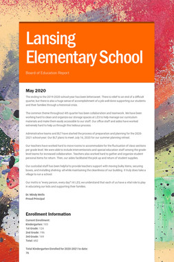 Lansing Elementary School